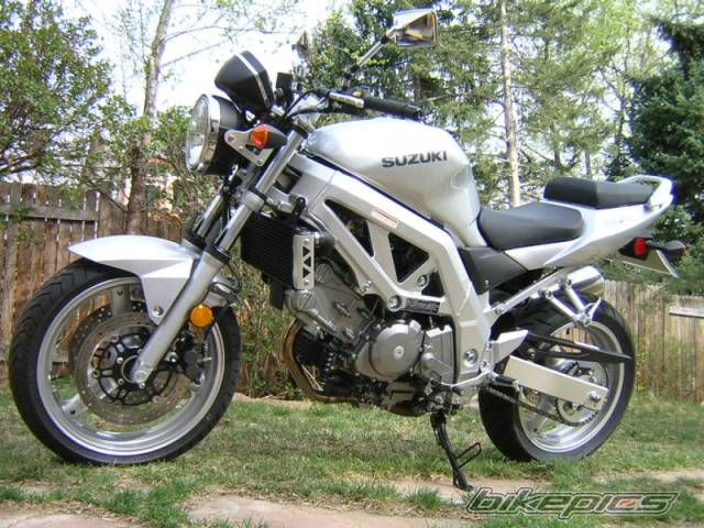 2003 SUZUKI SV 650 | Picture 132358 motorcycle photo