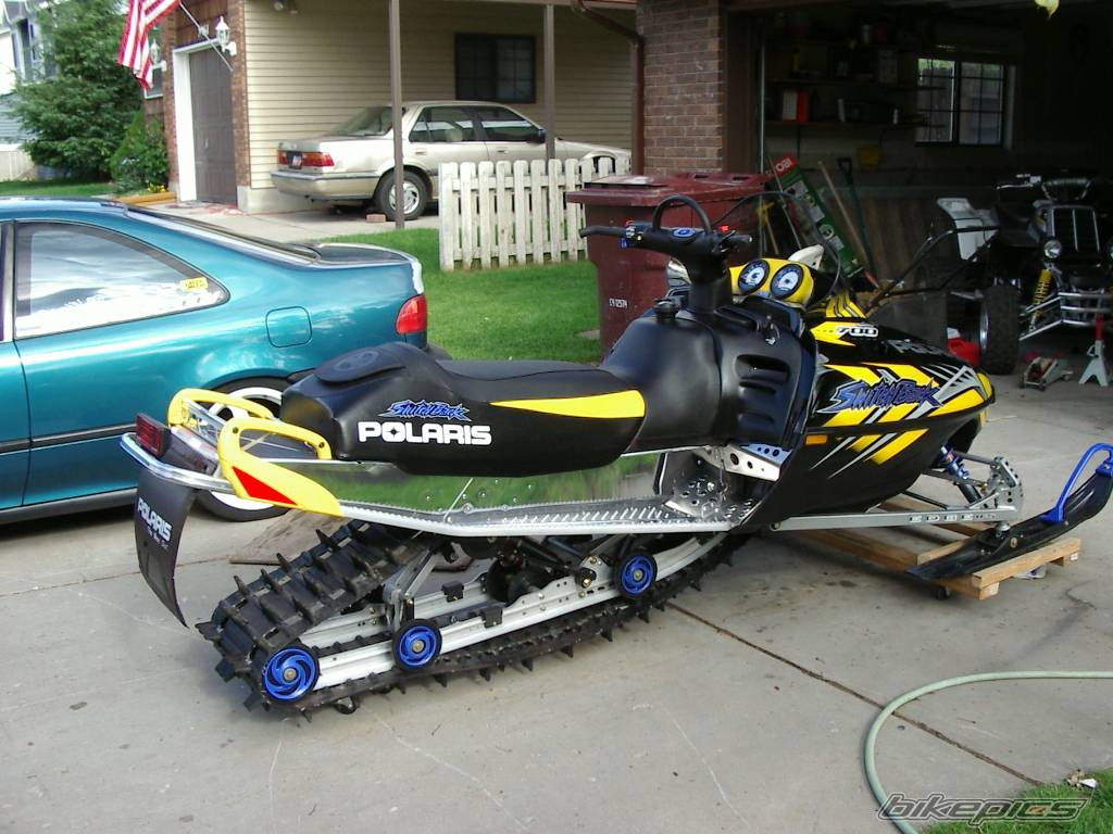 2004 POLARIS SKS 700 | Picture 167438 motorcycle photo