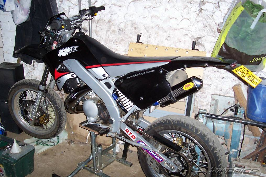 2004 PEUGEOT XPS SM | Picture 170062 motorcycle photo