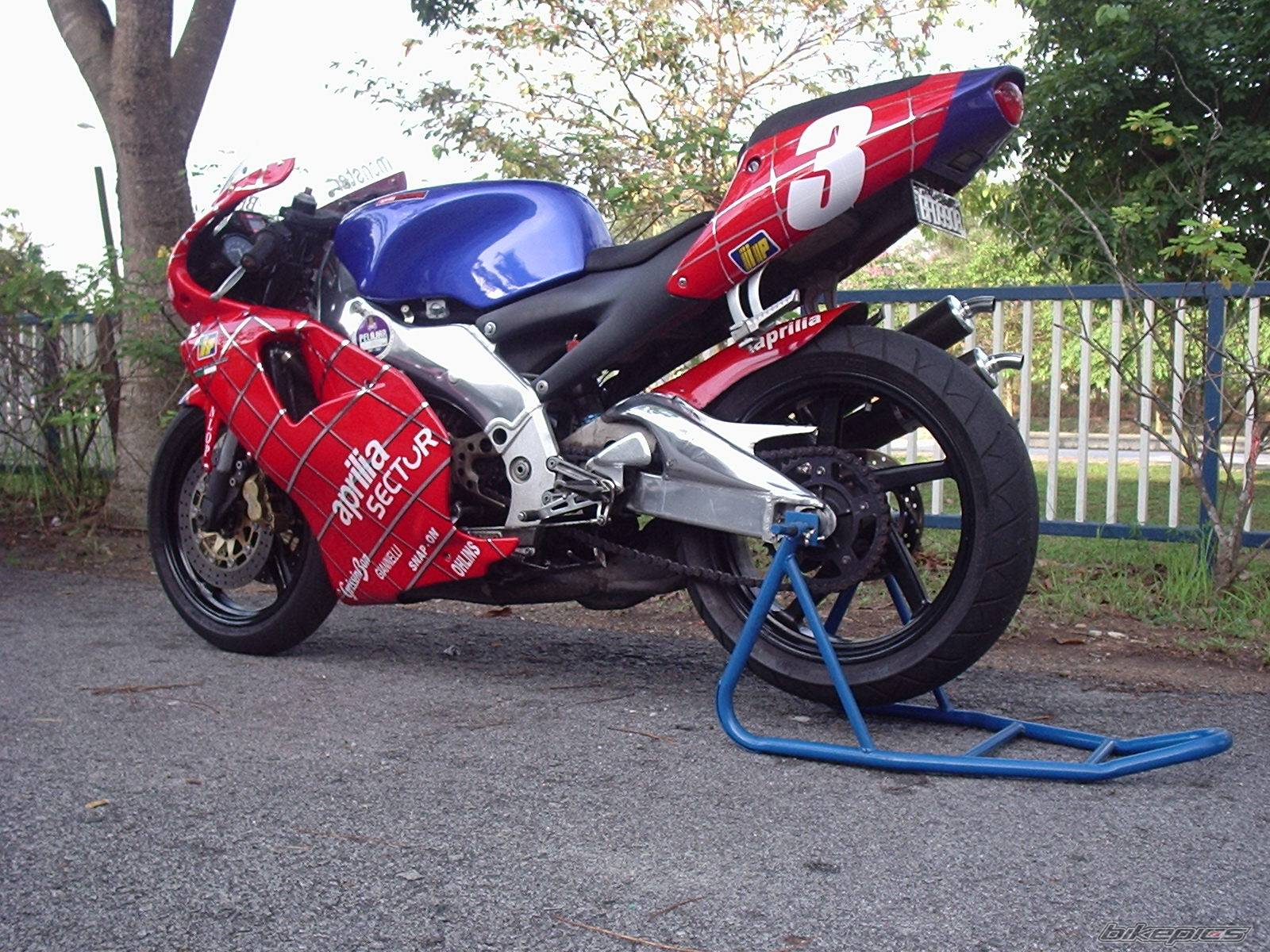 2004 APRILIA RS 250 | Picture 188358 motorcycle photo