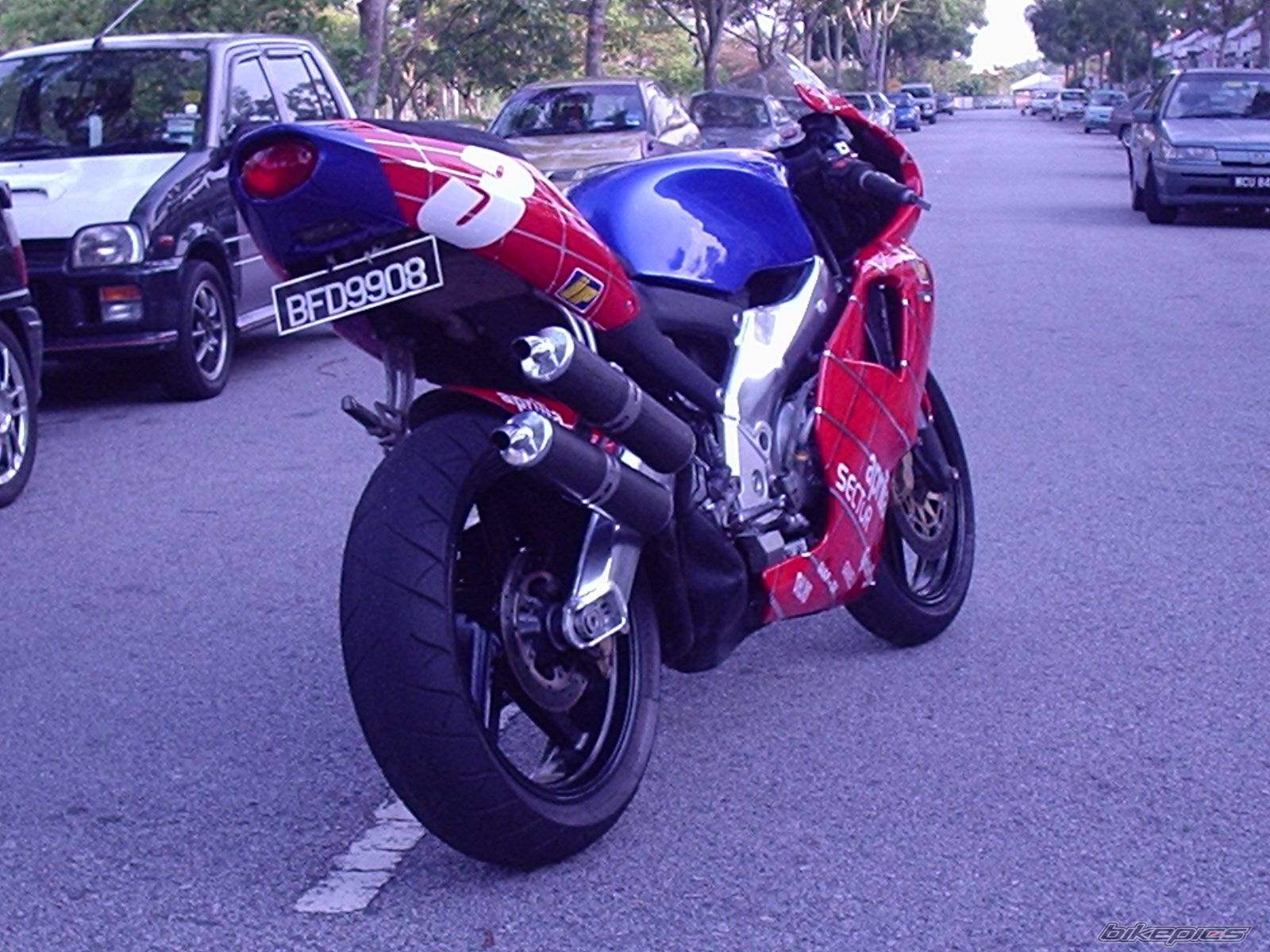 2004 APRILIA RS 250 | Picture 188381 motorcycle photo