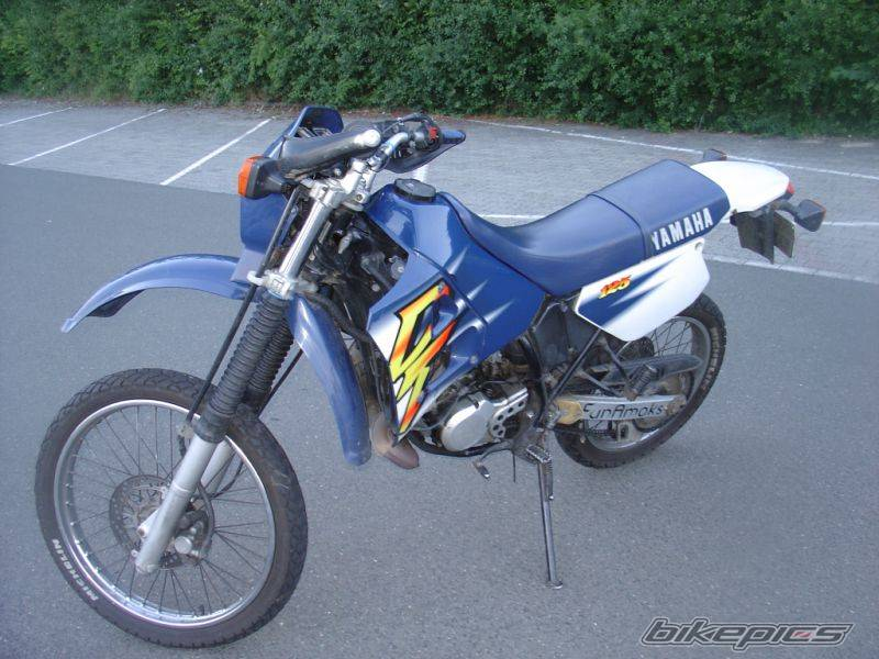 2005 YAMAHA DT 125 | Picture 199122 motorcycle photo