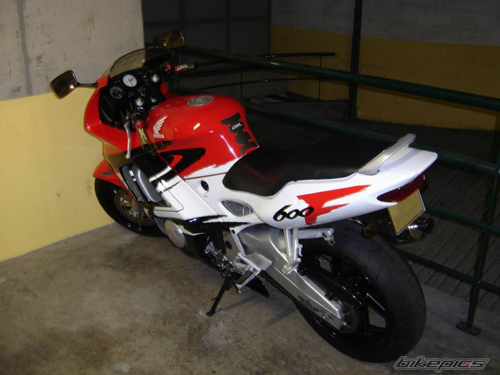 1997 HONDA CBR 600 | Picture 205428 motorcycle photo
