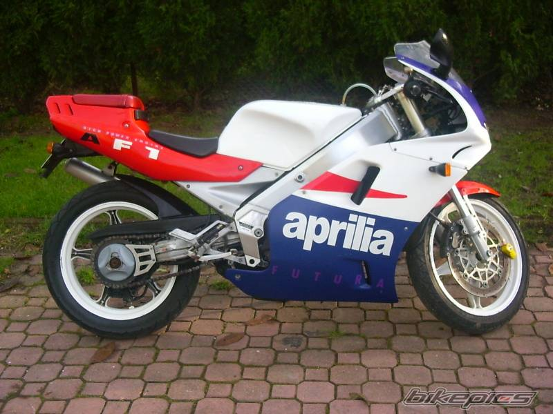 1992 APRILIA AF1 FUTURA 125 | Picture 248537 motorcycle photo