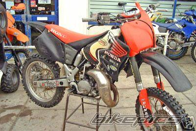 1996 HONDA CR 250 | Picture 356707 motorcycle photo