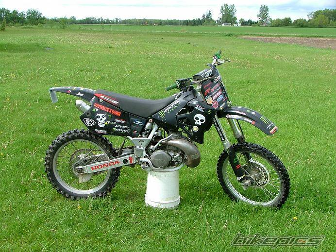 1996 HONDA CR 250 | Picture 372877 motorcycle photo