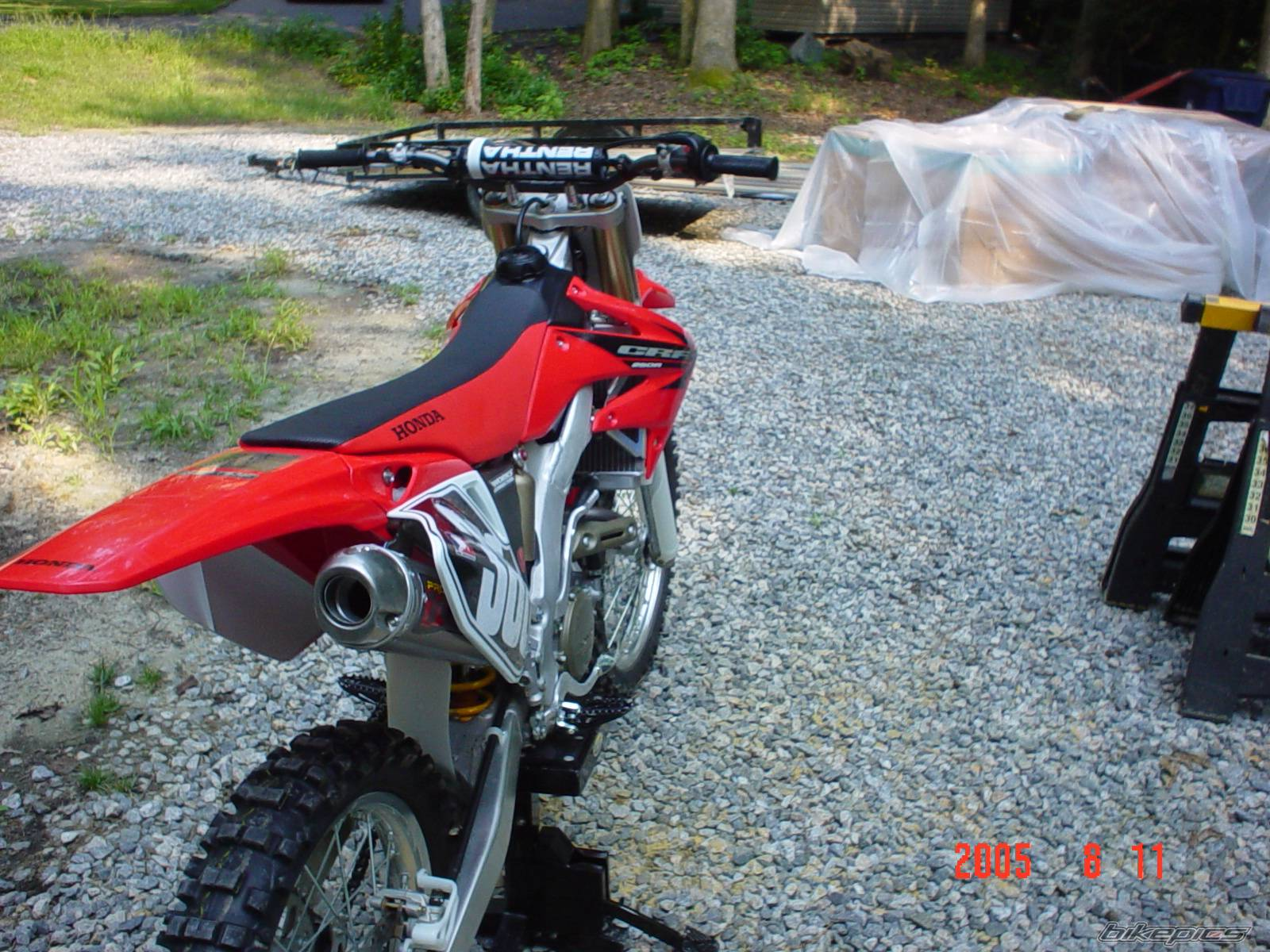 2005 HONDA CRF 250 | Picture 408120 motorcycle photo