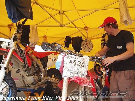 2005 HONDA CRF 250 | Picture 415403 motorcycle photo