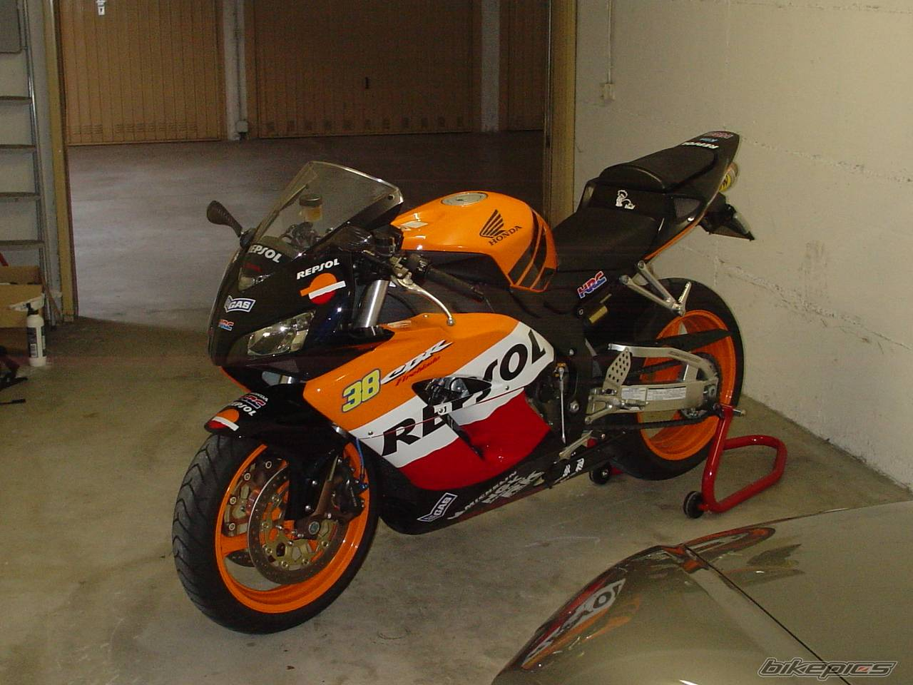 2004 HONDA CBR 1000 RR | Picture 436822 motorcycle photo