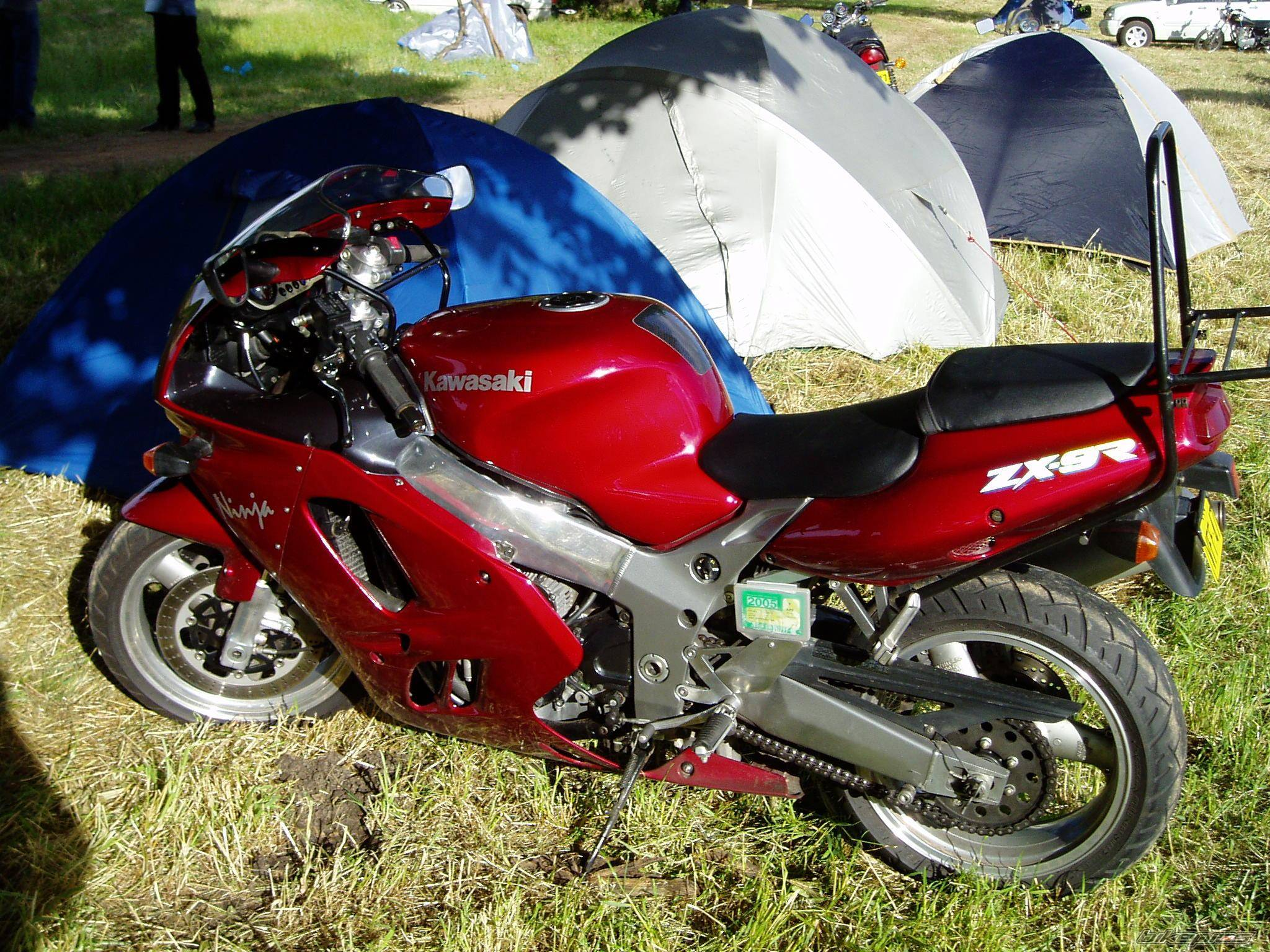 1995 KAWASAKI ZX 9R | Picture 460065 motorcycle photo