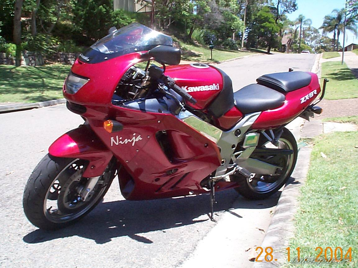 1995 KAWASAKI ZX 9R | Picture 460067 motorcycle photo