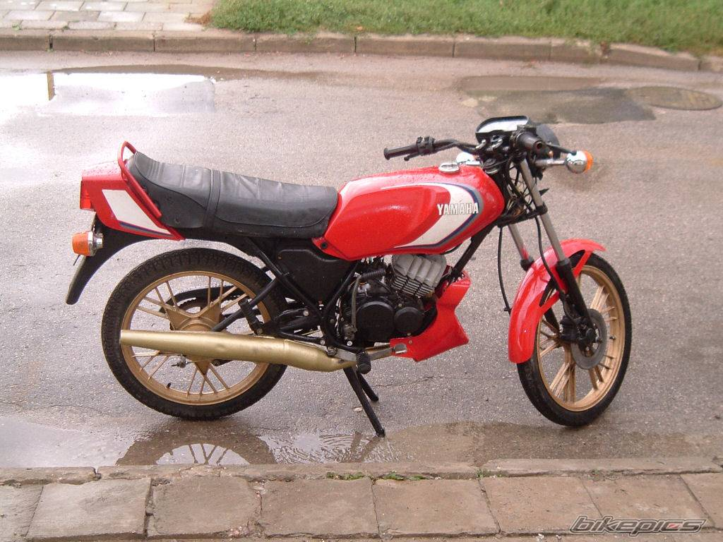 1981 YAMAHA RD 80 | Picture 467552 motorcycle photo