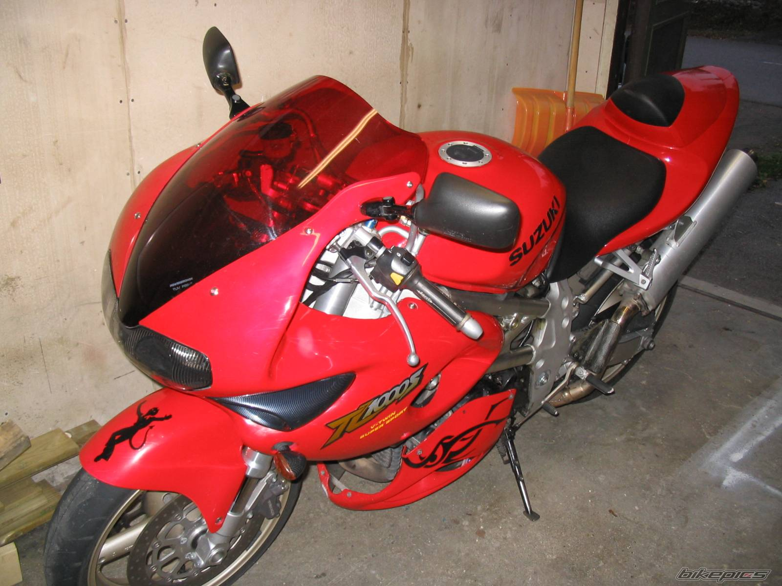 1998 SUZUKI TL1000S | Picture 505647 motorcycle photo