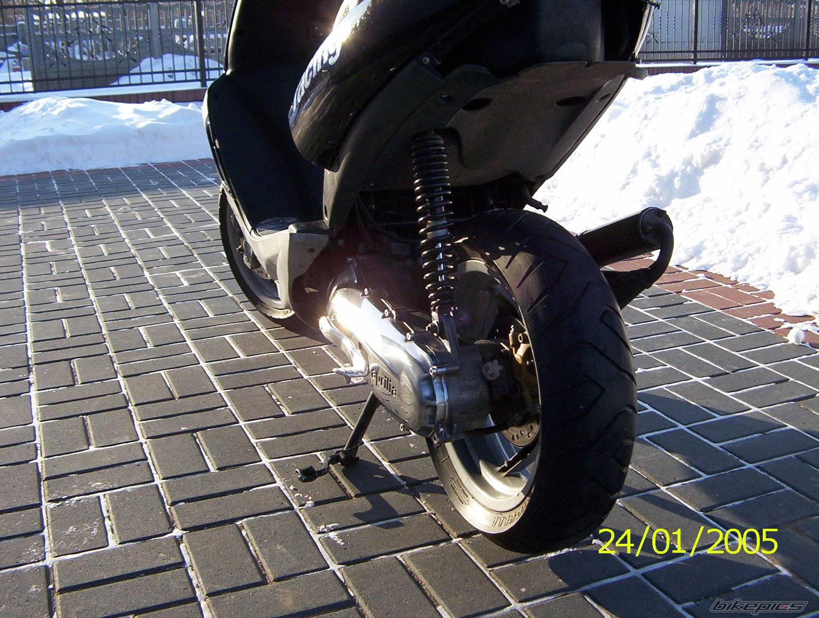 2000 APRILIA SR RACING 50 | Picture 507794 motorcycle photo