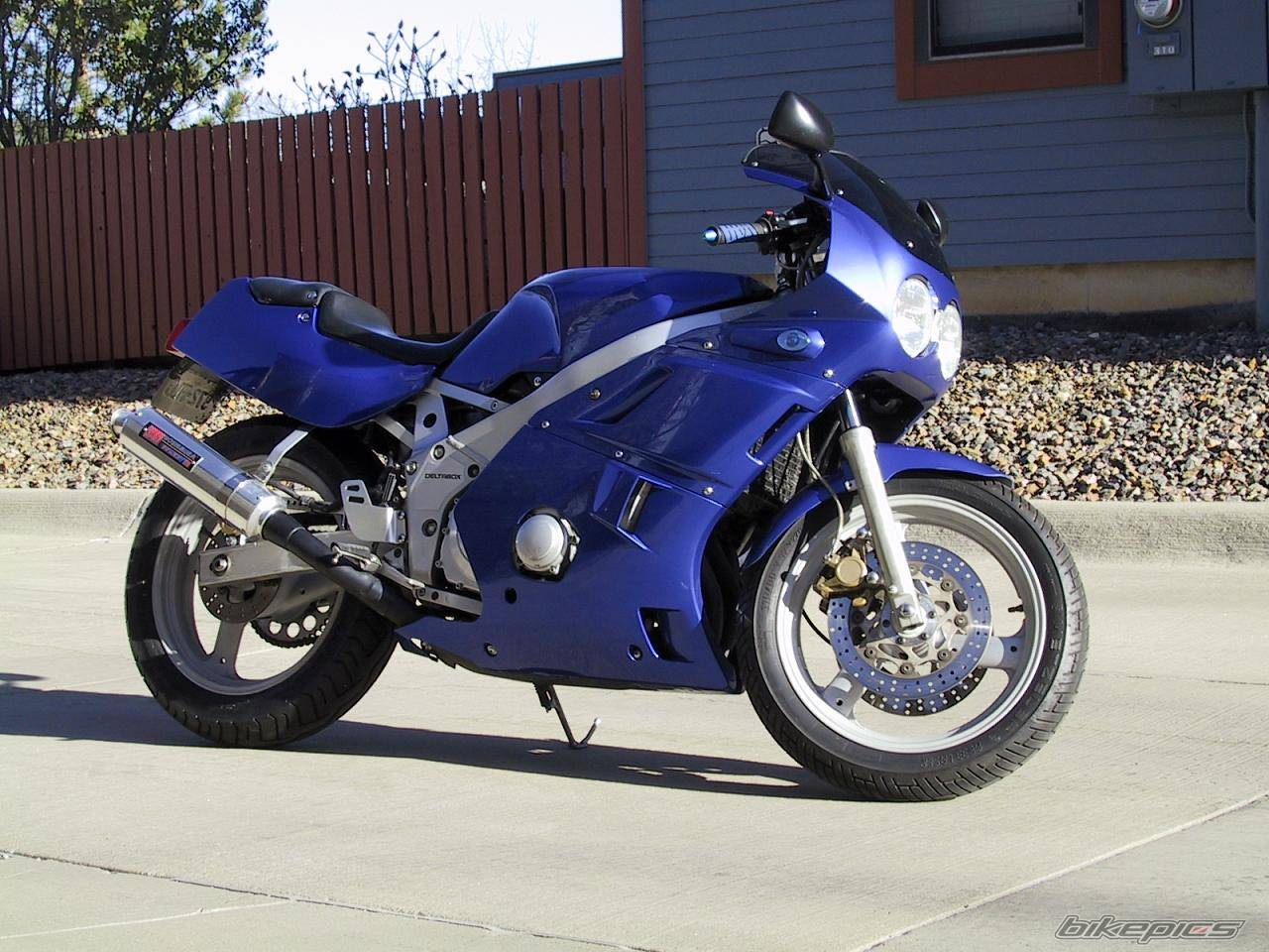 1988 YAMAHA FZR 600 | Picture 568556 motorcycle photo