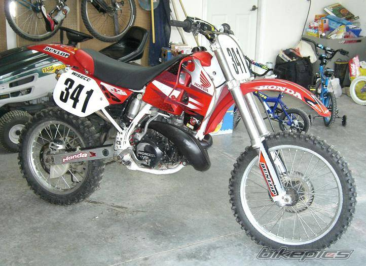 1989 HONDA CR 250 | Picture 580043 motorcycle photo