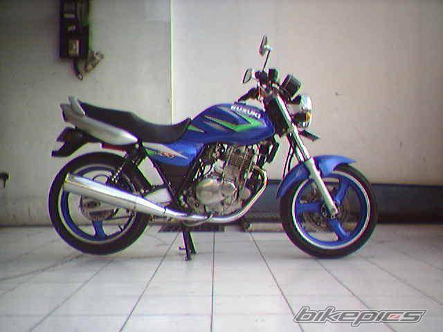 2005 SUZUKI GS THUNDER 250 | Picture 590689 motorcycle photo