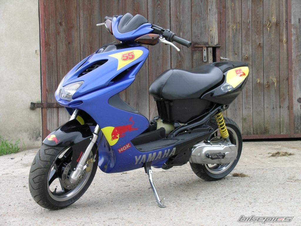 2006 YAMAHA AEROX 50 | Picture 598677 motorcycle photo