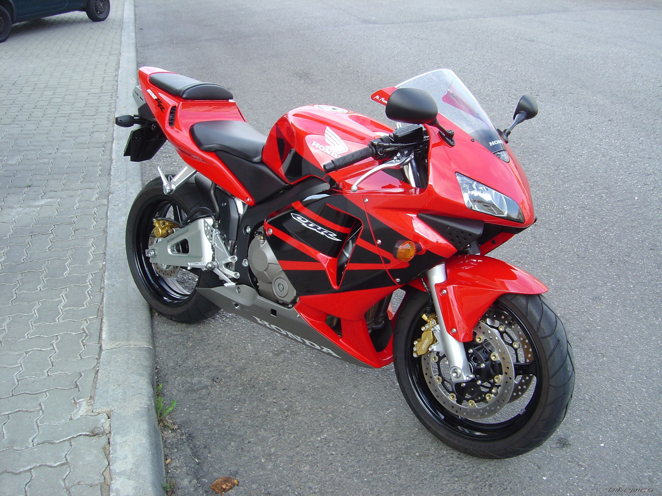 2004 HONDA CBR 600 RR | Picture 600455 motorcycle photo