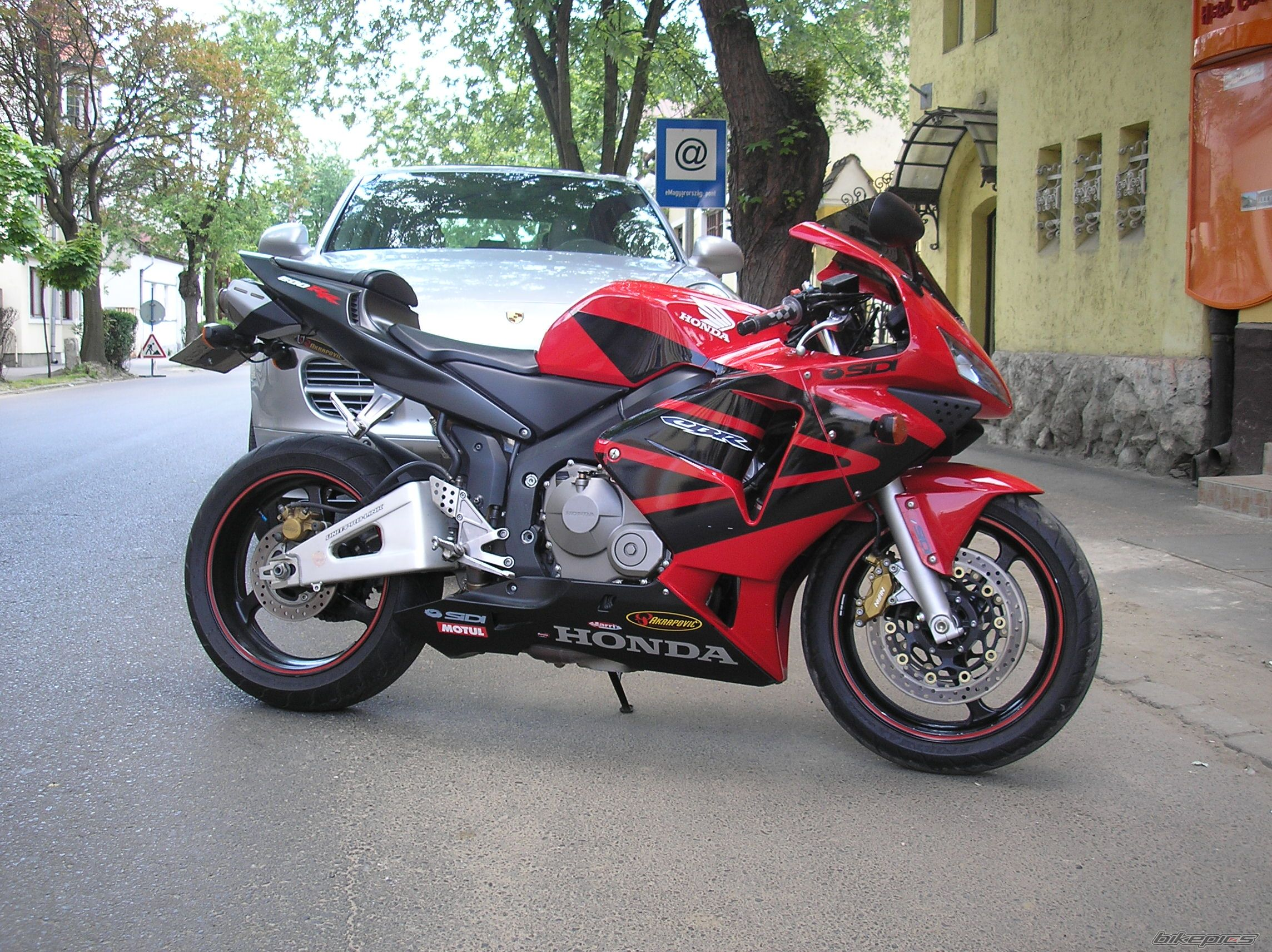 2003 HONDA CBR 600 RR | Picture 601437 motorcycle photo