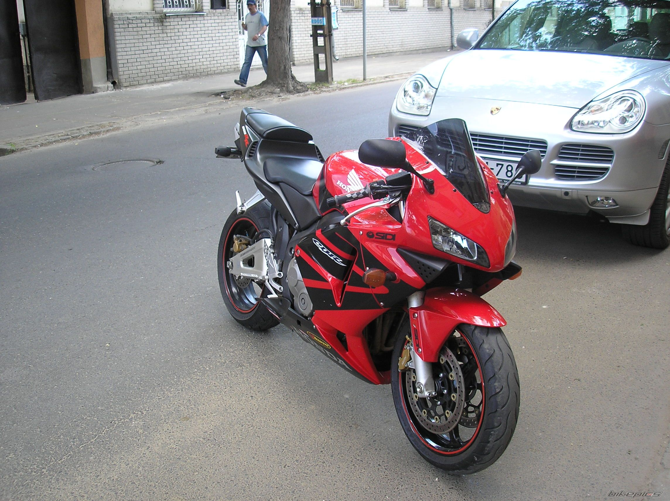 2003 HONDA CBR 600 RR | Picture 601438 motorcycle photo