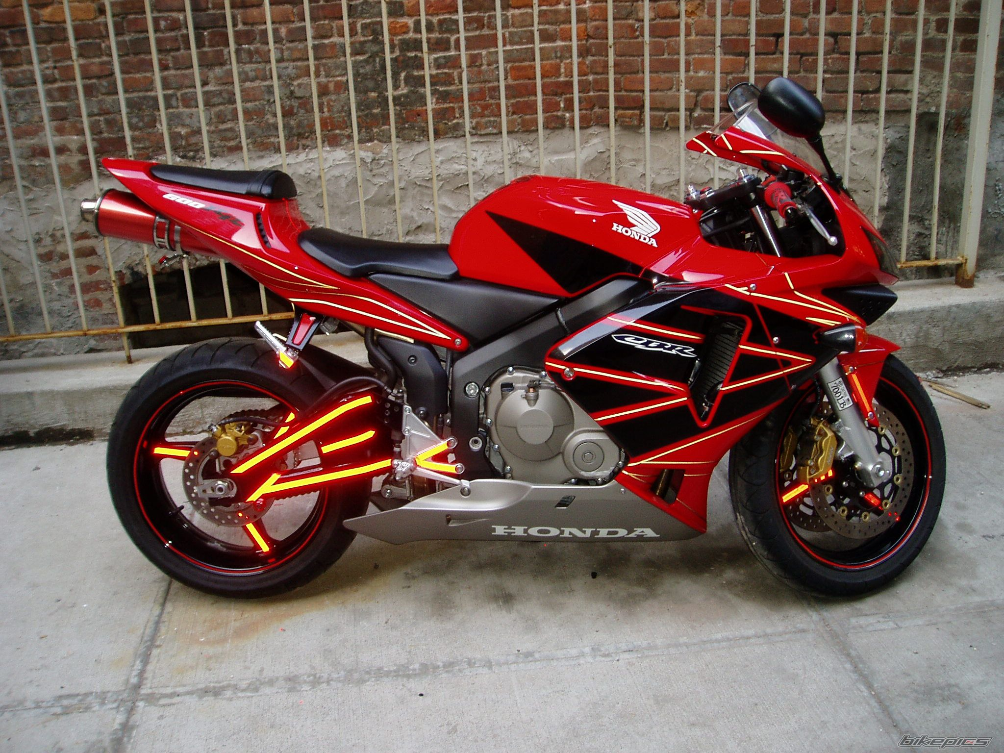 2003 HONDA CBR 600 RR | Picture 603739 motorcycle photo