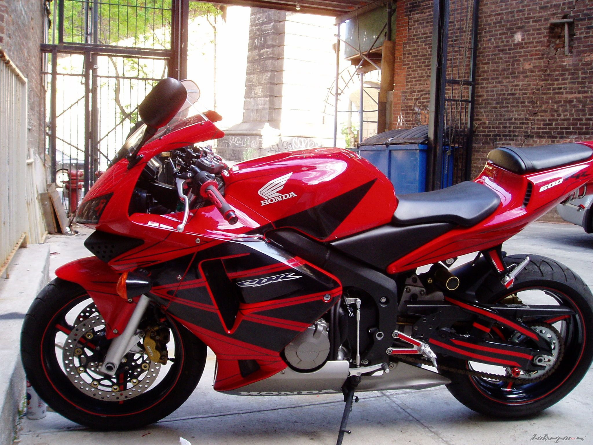 2003 HONDA CBR 600 RR | Picture 603740 motorcycle photo