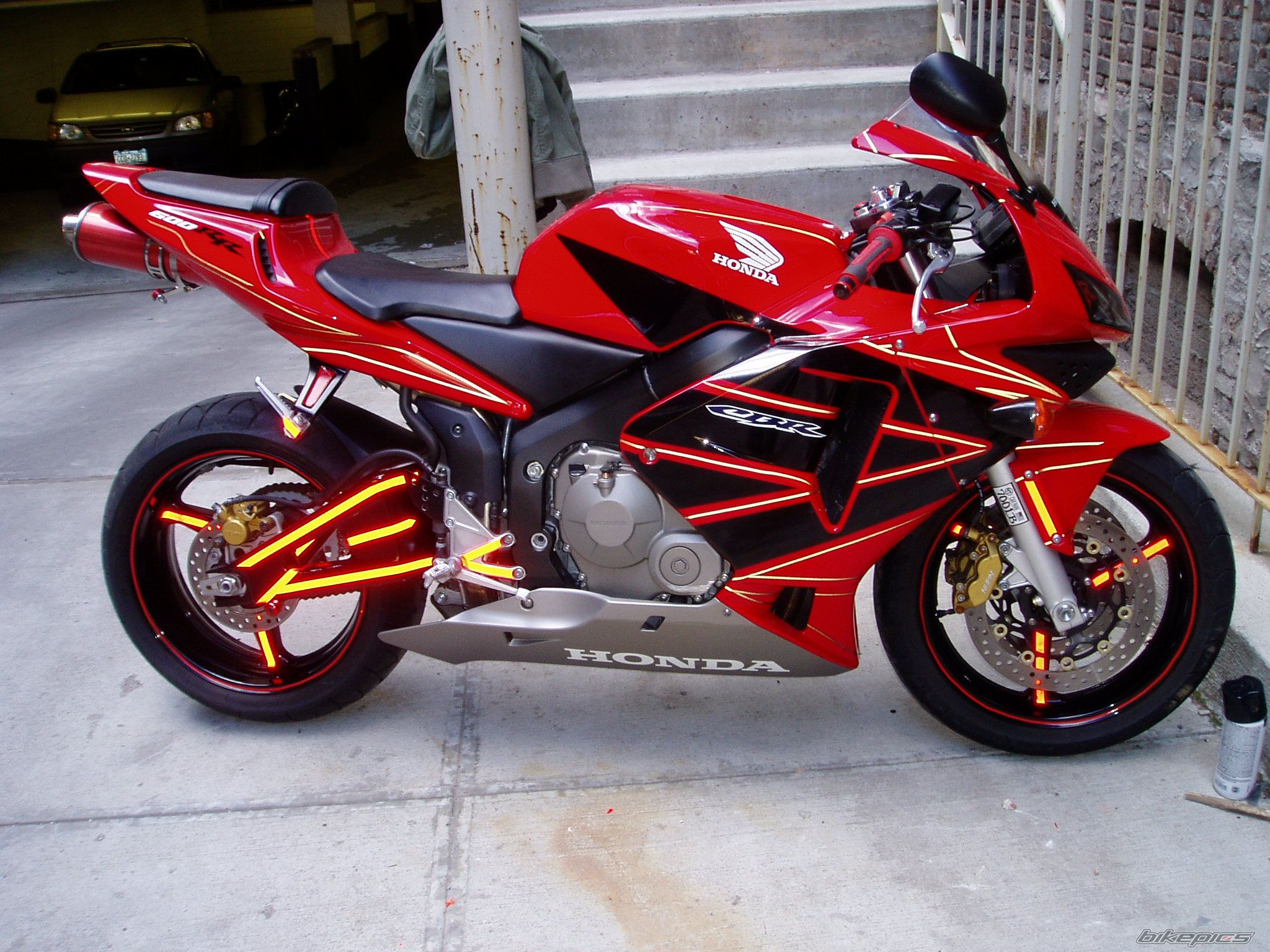 2003 HONDA CBR 600 RR | Picture 603744 motorcycle photo