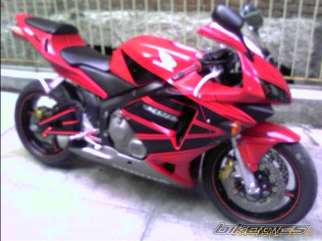 2003 HONDA CBR 600 RR | Picture 603751 motorcycle photo