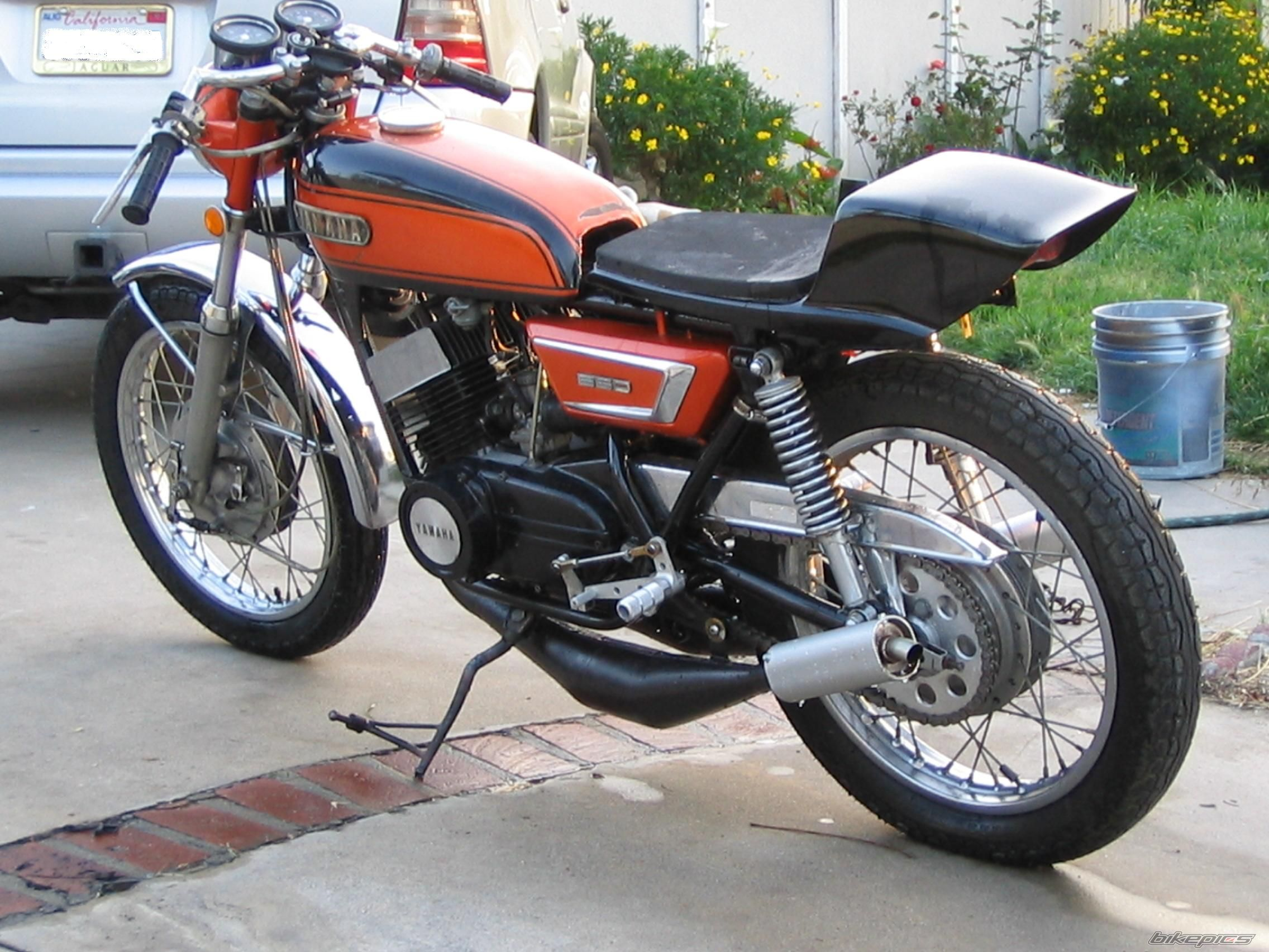 1972 YAMAHA RD 350 | Picture 643117 motorcycle photo