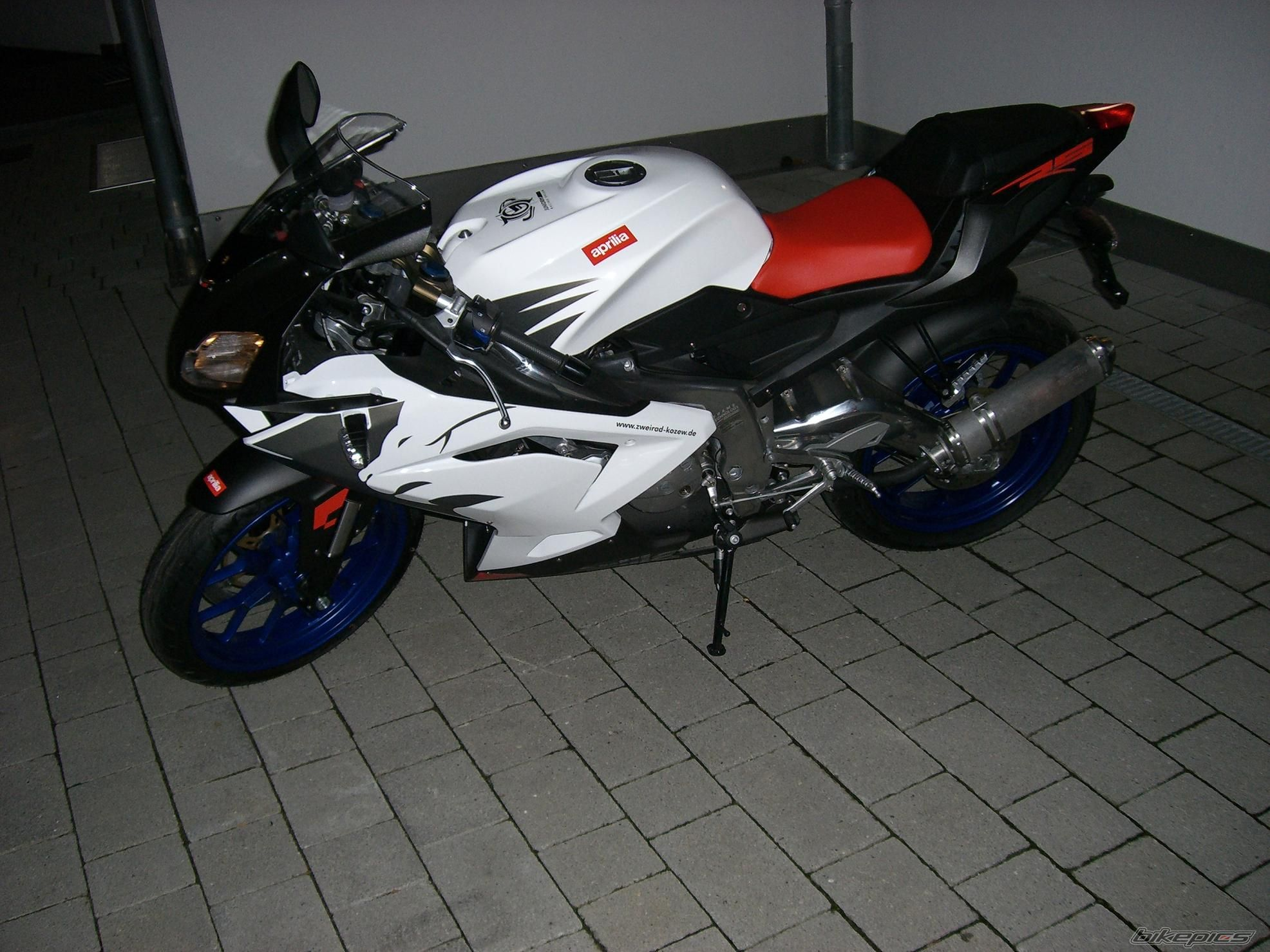 2006 APRILIA RS 125 | Picture 715241 motorcycle photo