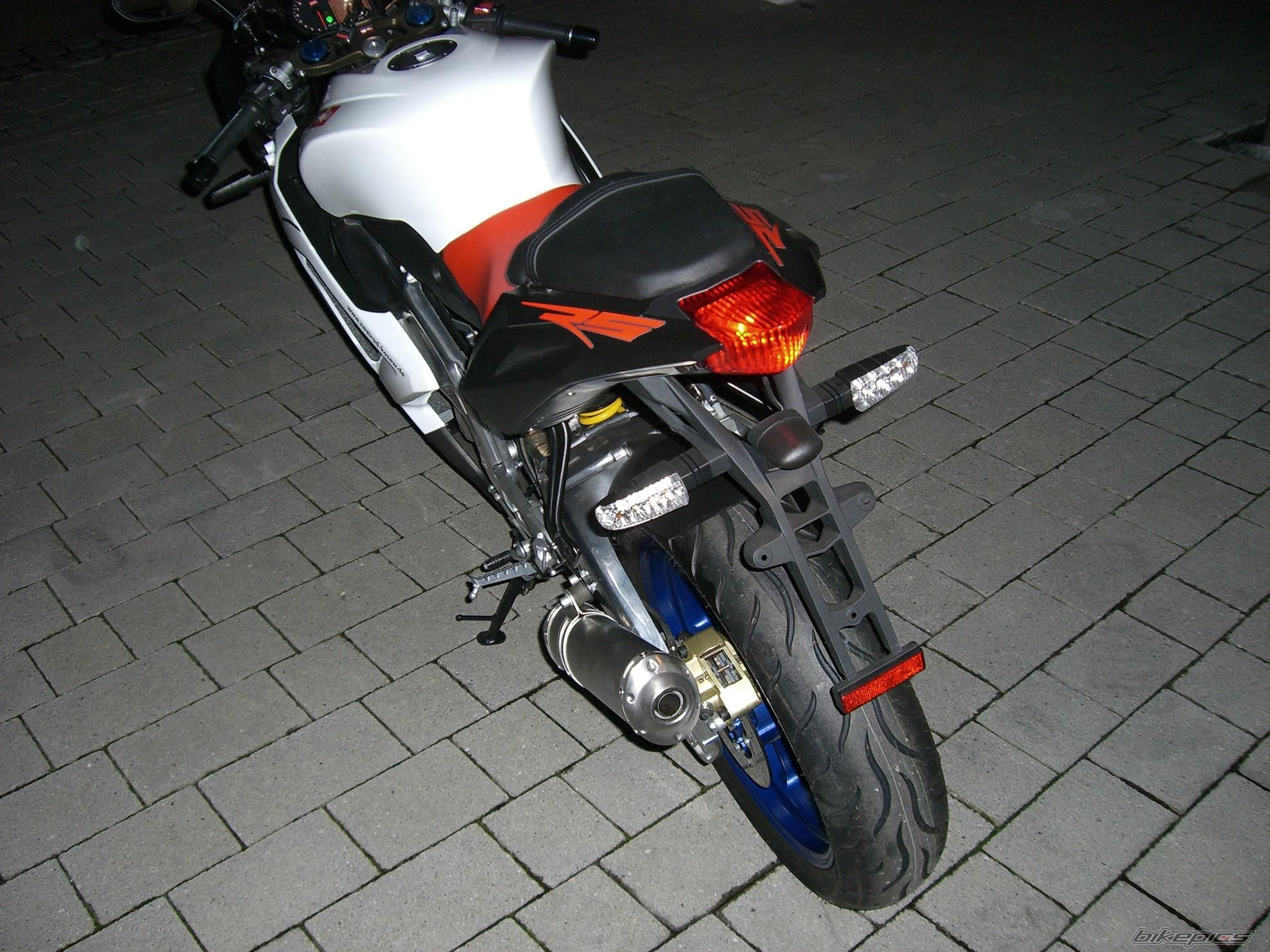 2006 APRILIA RS 125 | Picture 715248 motorcycle photo
