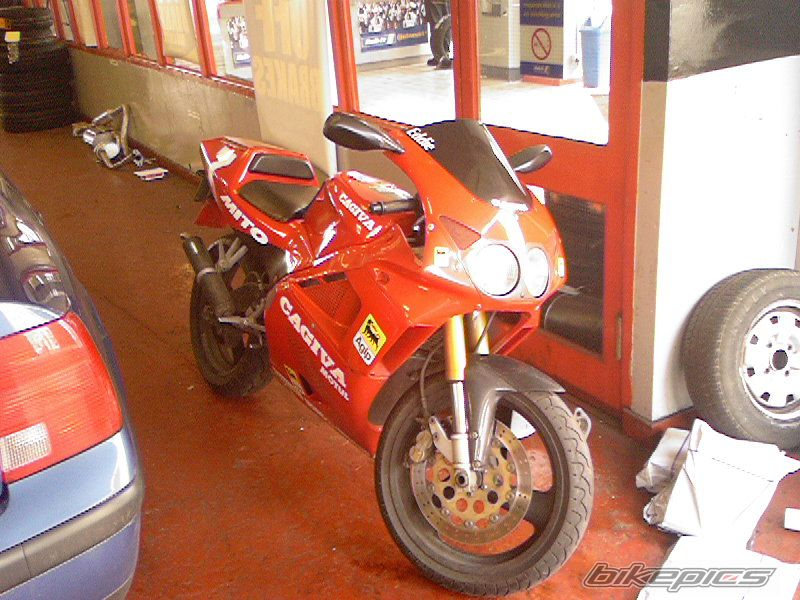 1992 CAGIVA MITO 125 | Picture 721467 motorcycle photo