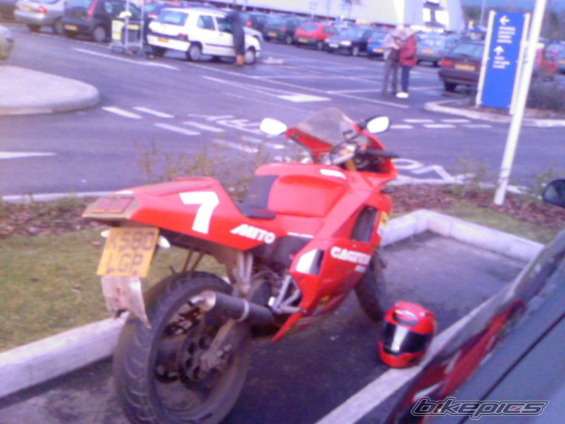 1992 CAGIVA MITO 125 | Picture 721480 motorcycle photo