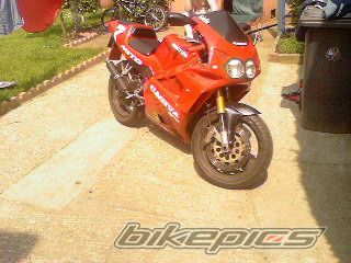 1992 CAGIVA MITO 125 | Picture 721493 motorcycle photo