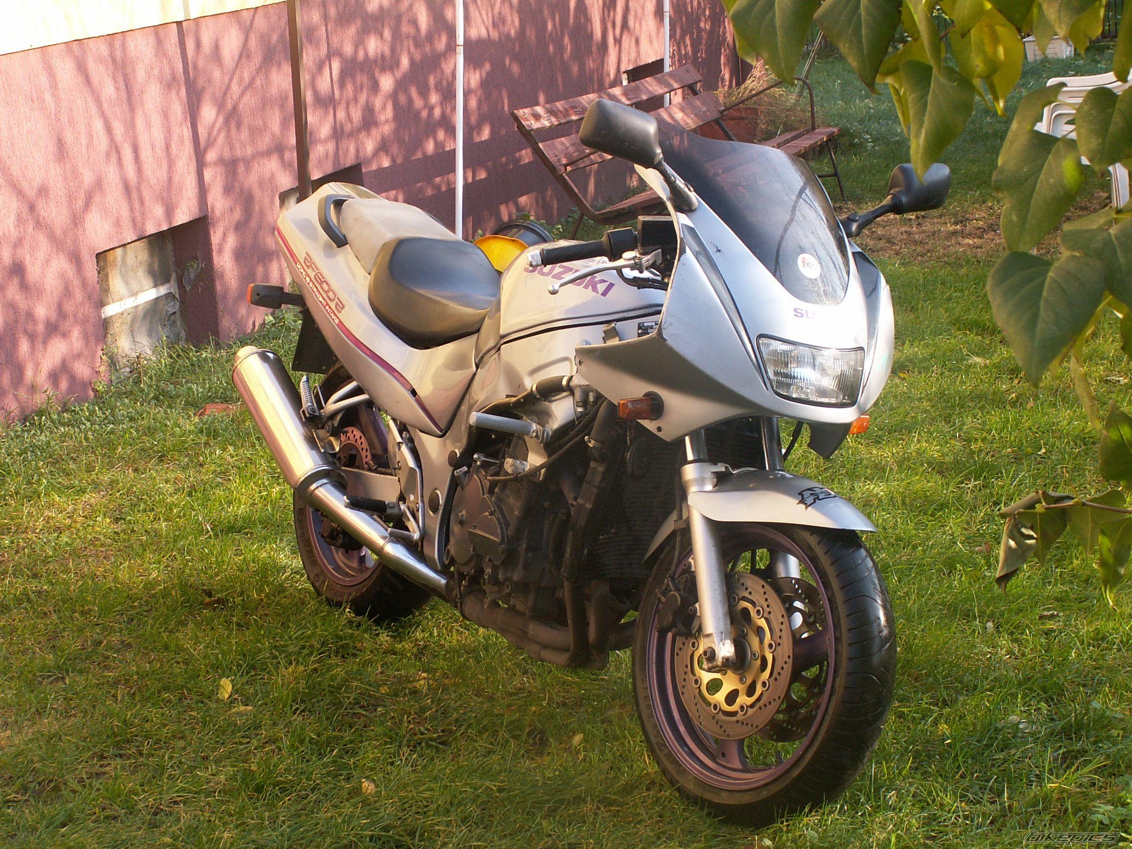 1993 SUZUKI RF 600 | Picture 1873858
