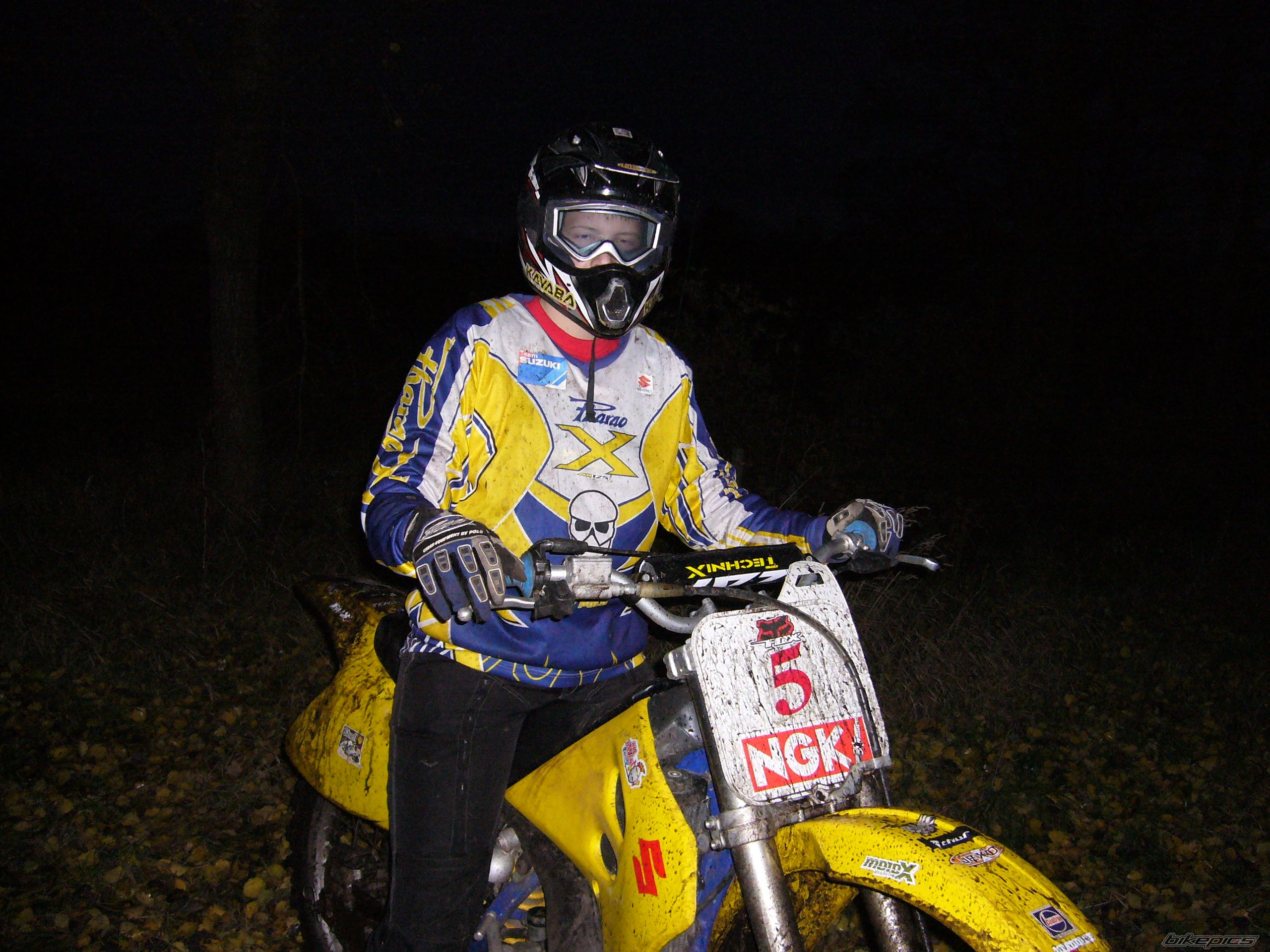 1995 SUZUKI RM 125 | Picture 758438 motorcycle photo