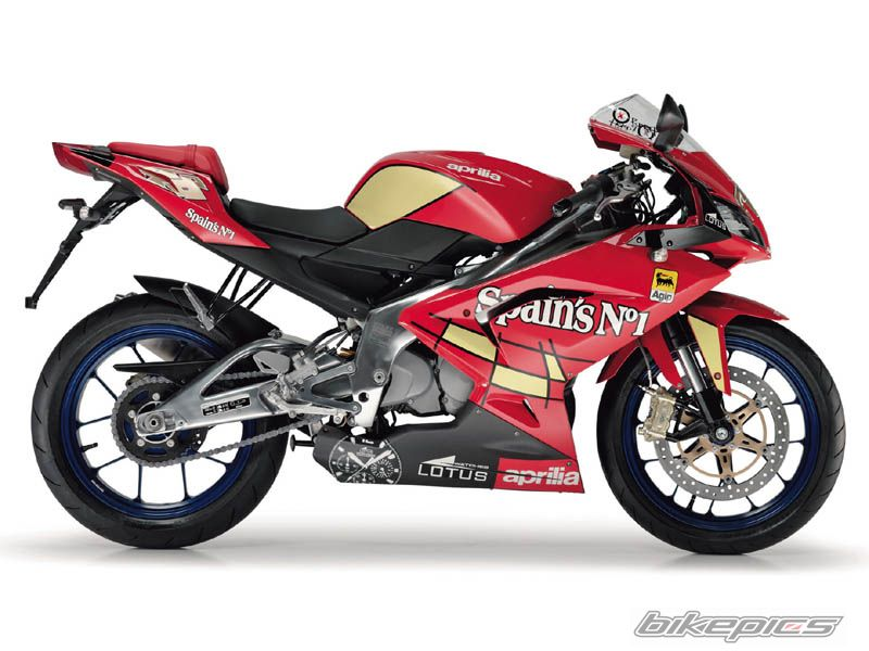 2006 APRILIA RS 125 | Picture 759576 motorcycle photo