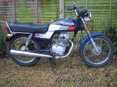 1991 HONDA CG 125 | Picture 777821 motorcycle photo