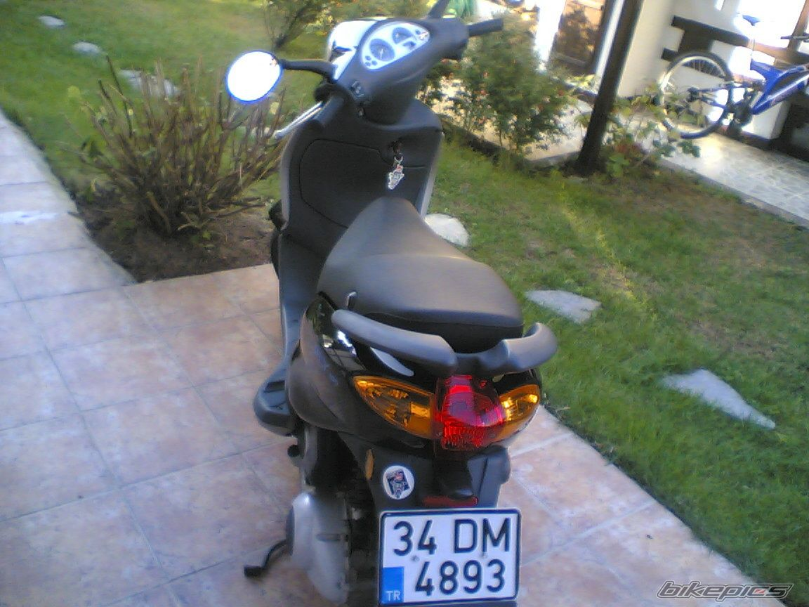 2005 PIAGGIO FLY 125 | Picture 790889 motorcycle photo