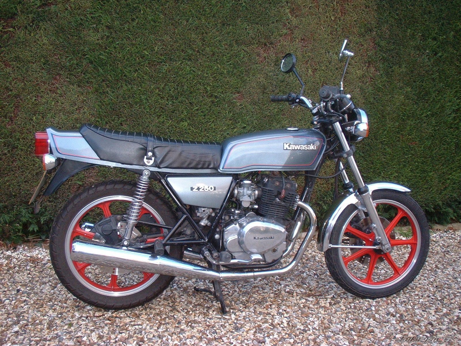 1979 KAWASAKI Z 250 | Picture 799830 motorcycle photo