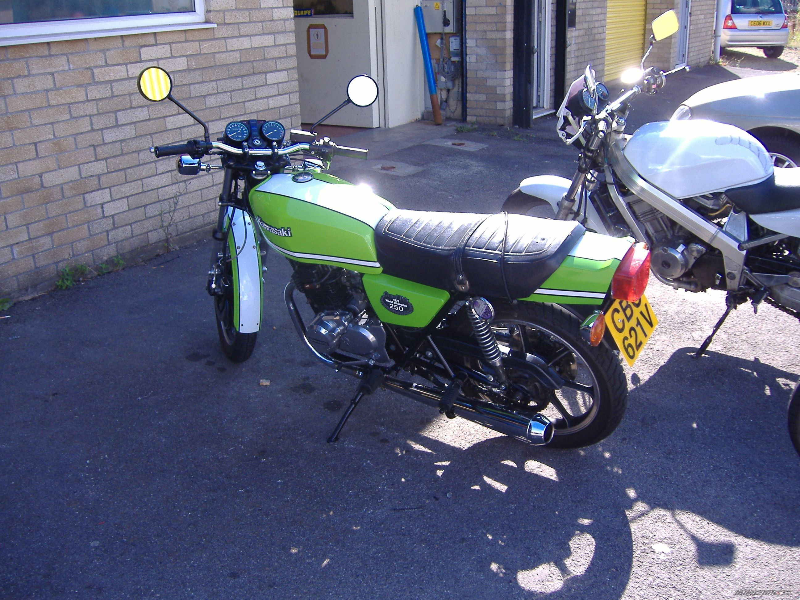 1979 KAWASAKI Z 250 | Picture 833825 motorcycle photo