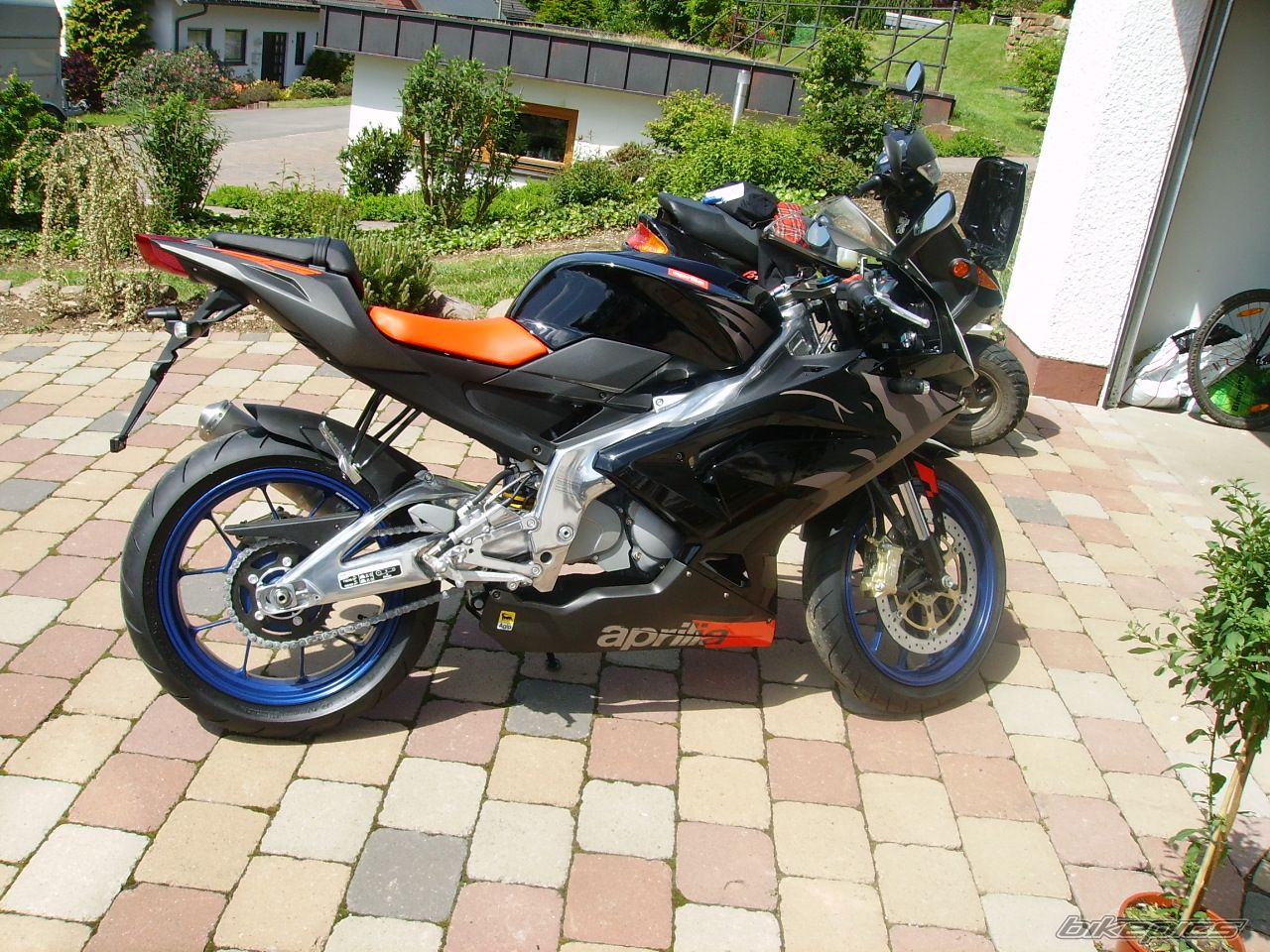 2006 APRILIA RS 125 | Picture 902383 motorcycle photo