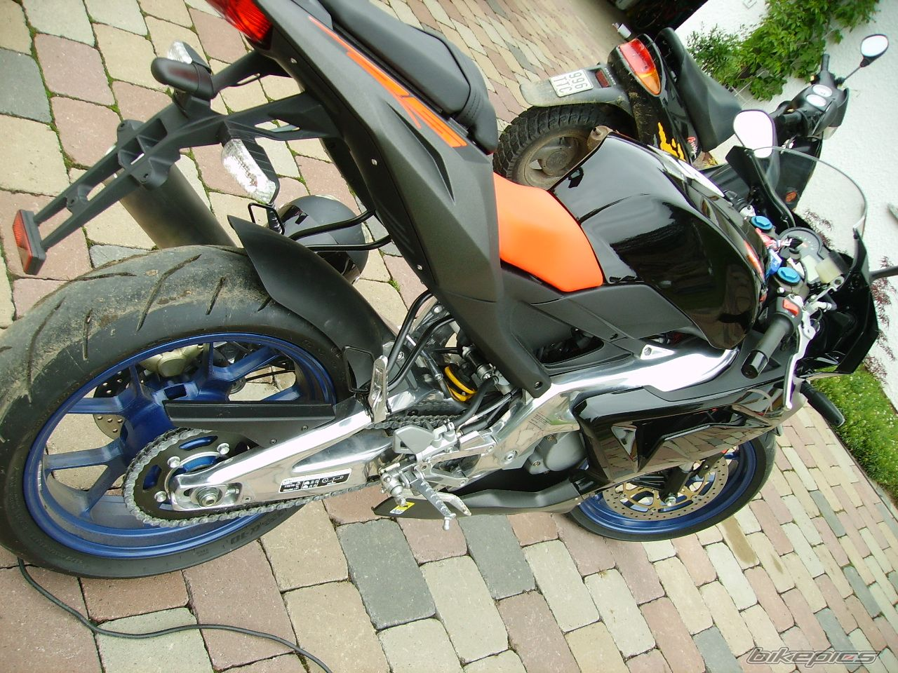 2006 APRILIA RS 125 | Picture 903879 motorcycle photo