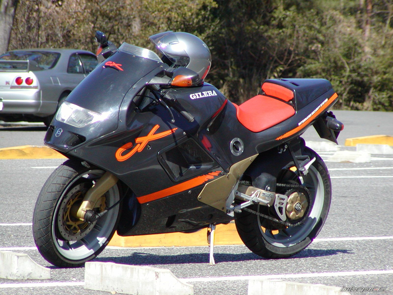 1995 GILERA CX 125 | Picture 925220 motorcycle photo