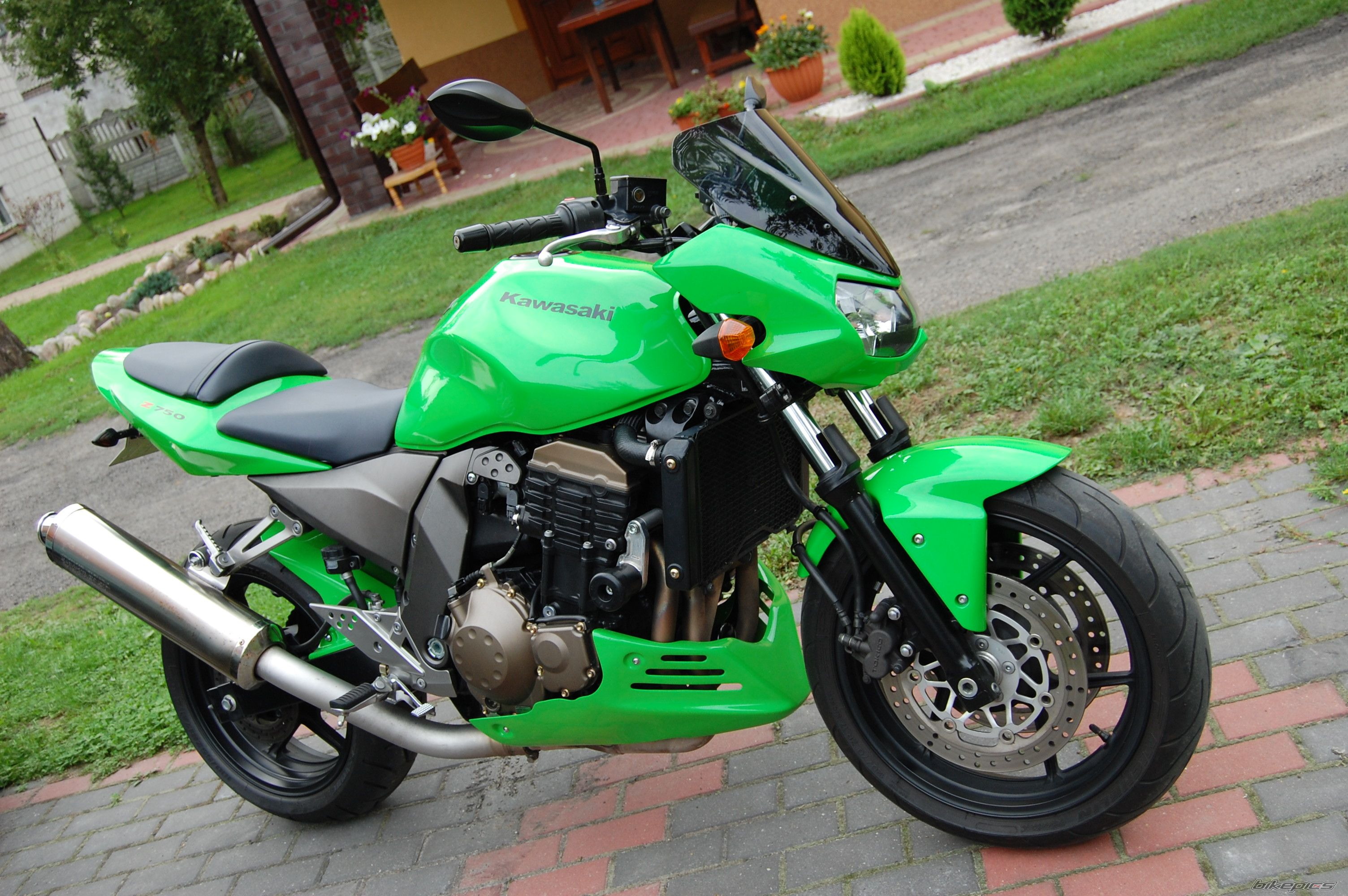 2004 KAWASAKI Z 750 | Picture 994745 motorcycle photo