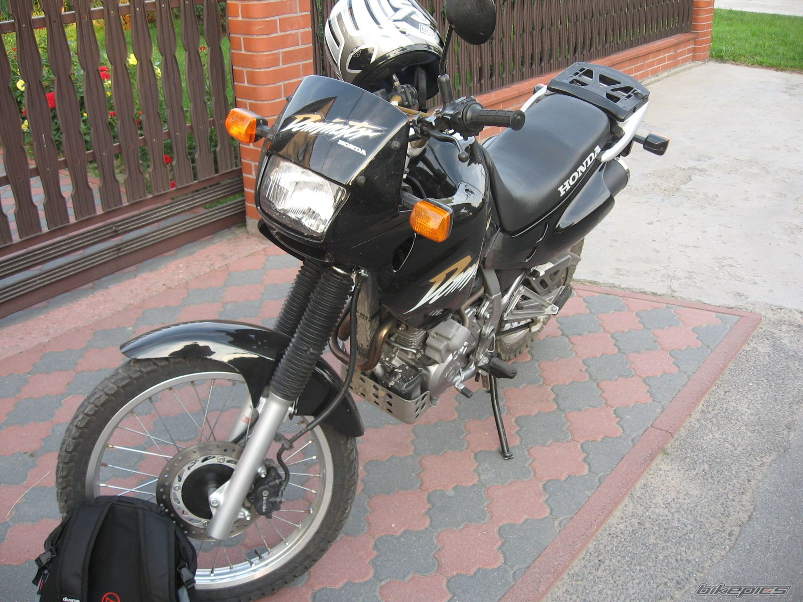 1998 Honda RD08 NX 650