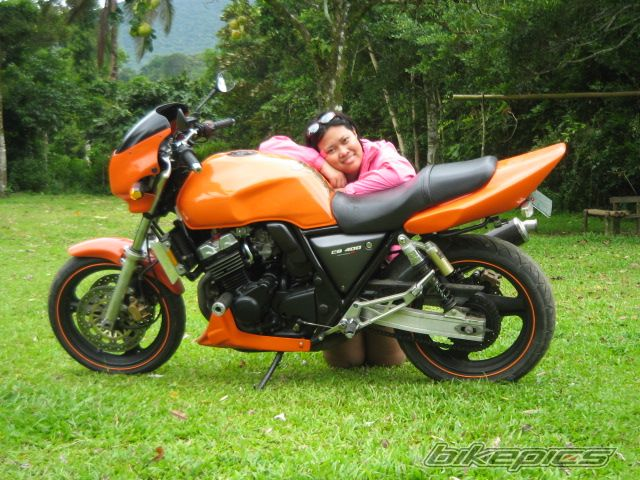 1996 HONDA CB 400 | Picture 1035089 motorcycle photo