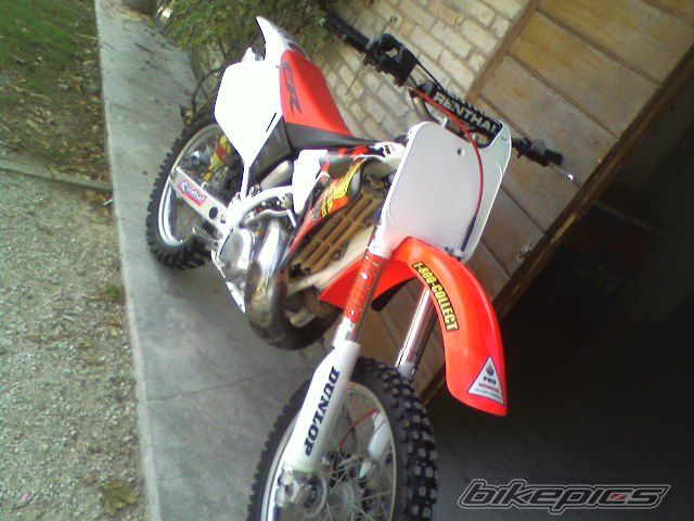 1996 HONDA CR 250 | Picture 1058875 motorcycle photo