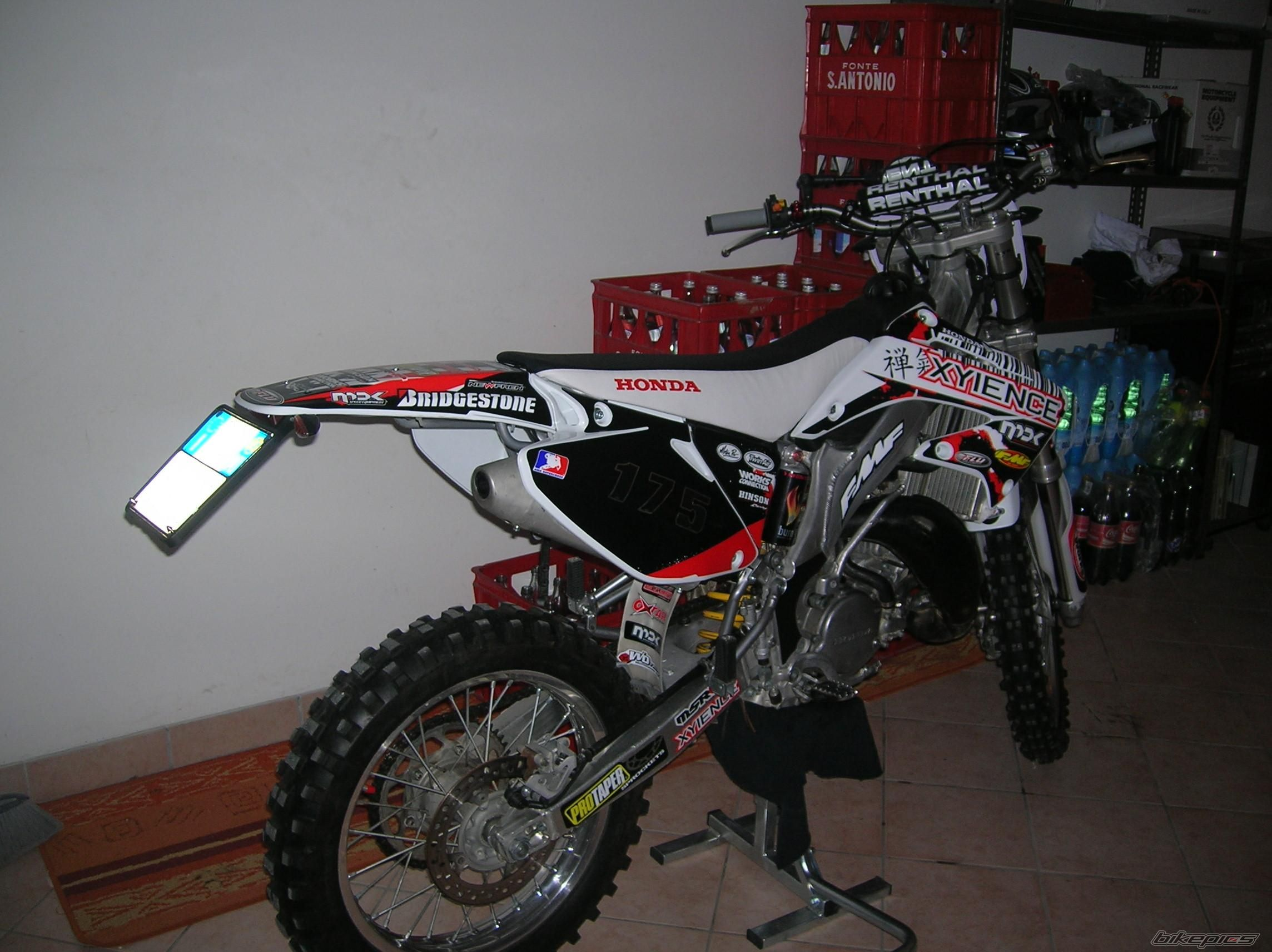 2006 HONDA CR 125 | Picture 1070942 motorcycle photo